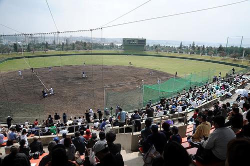 「北谷公園野球場」の画像検索結果