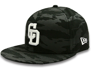 NEWERA950 CD TIGERSTRIPE CAMO BLACK